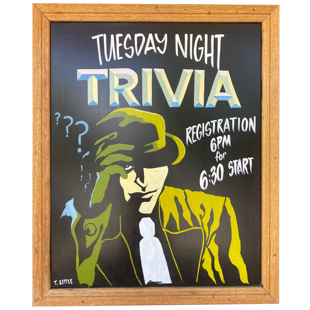 Whats On Trivia